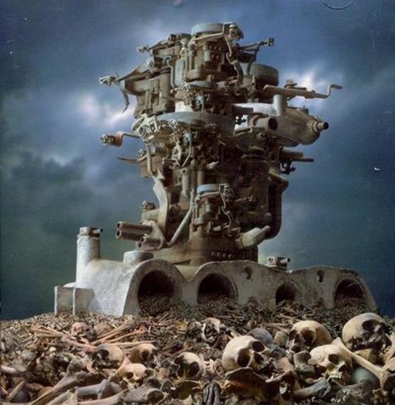 DIMMU BORGIR - DEATH CULT ARMAGEDDON (CD)