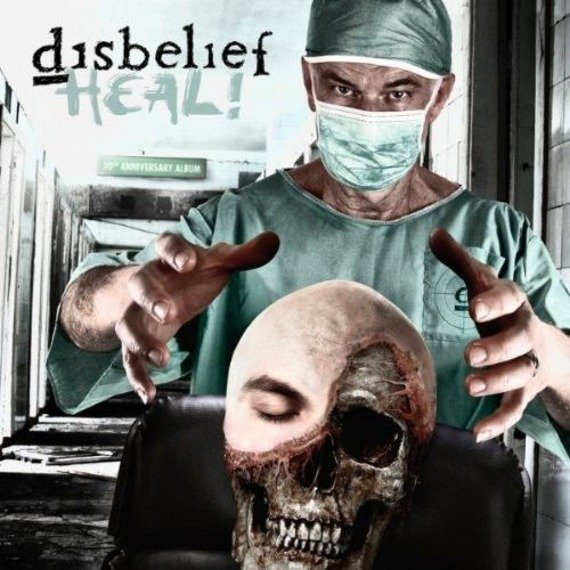 DISBELIEF: HEAL! (CD)