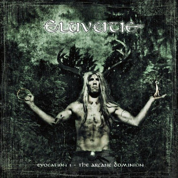ELUVEITIE: EVOCATION I - THE ARCANE DOMINION (CD)
