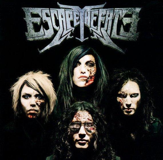 ESCAPE THE FATE: ESCAPE THE FATE (CD)