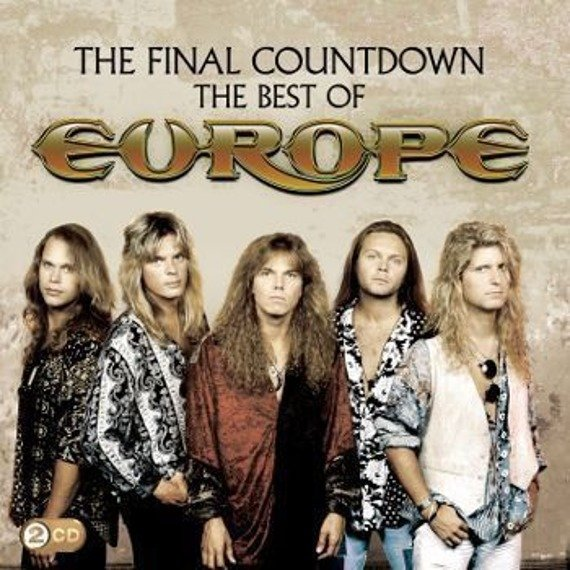 EUROPE : THE BEST OF (2CD)