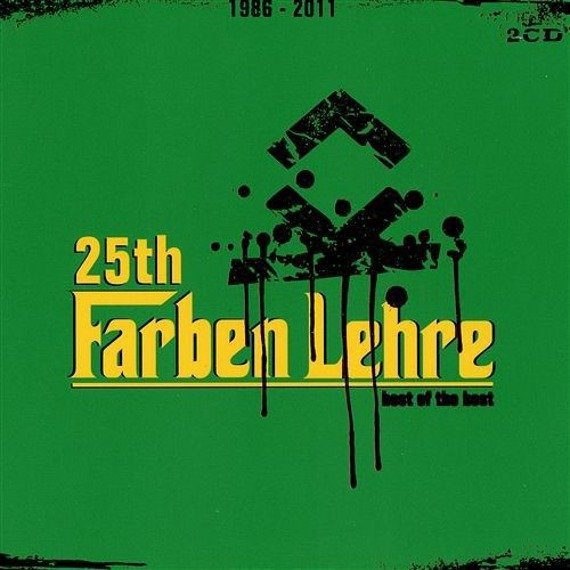 FARBEN LEHRE: 25TH BEST OF THE BEST (2CD)