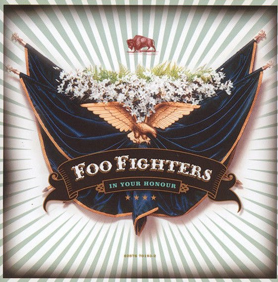 FOO FIGHTERS : IN YOUR HONOUR (2CD)