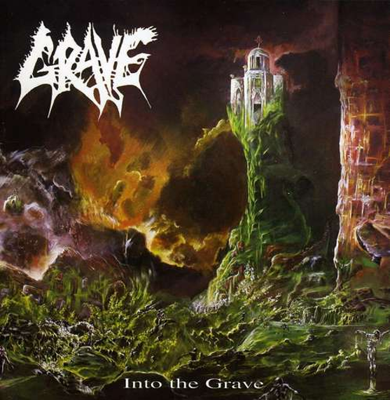 GRAVE: INTO THE GRAVE (CD)
