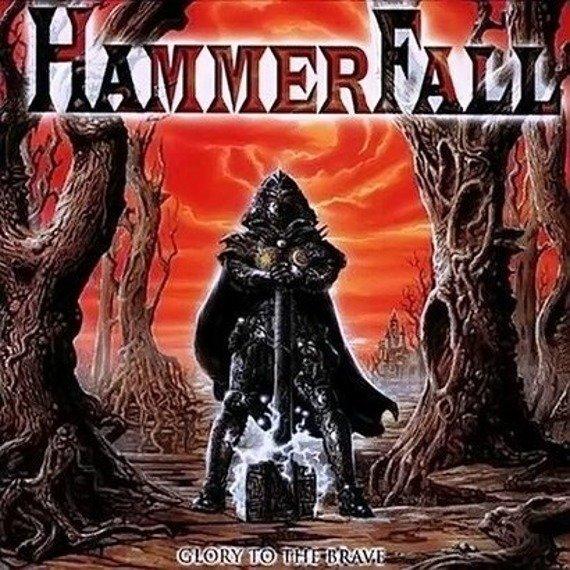 HAMMERFALL - GLORY TO THE BRAVE (CD)