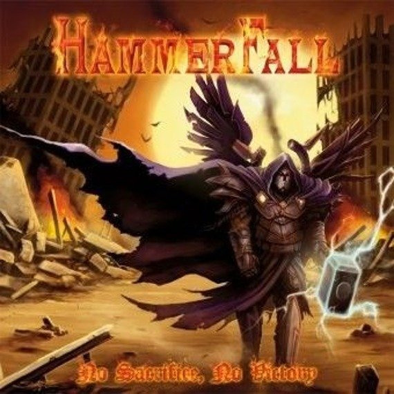 HAMMERFALL - NO SACRIFICE, NO VICTORY (2LP PICTURE VINYL)