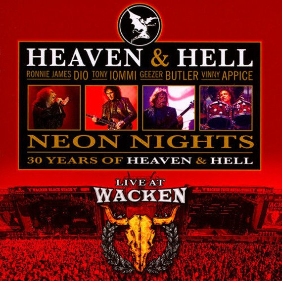 HEAVEN & HELL: NEON NIGHTS - 30 YEARS OF HEAVEN & HELL (CD)