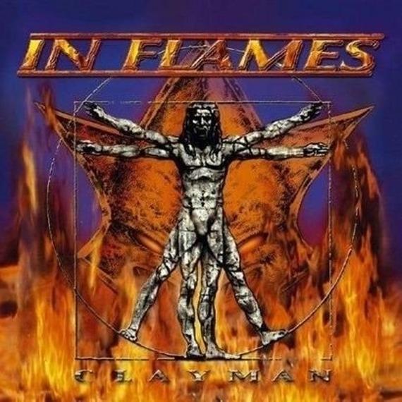 IN FLAMES : CLAYMAN (CD) DIGIPACK