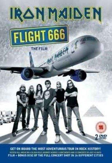 IRON MAIDEN: FLIGHT 666 (2DVD)