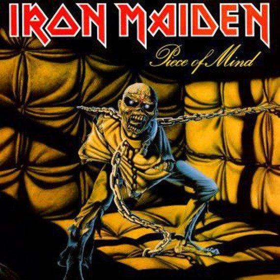 IRON MAIDEN: PIECE OF MIND (LP VINYL)