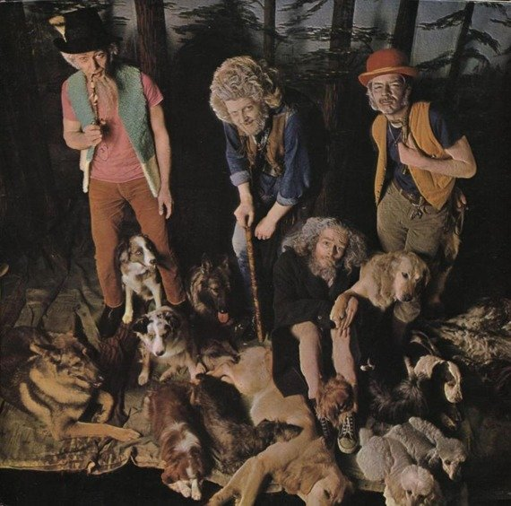 JETHRO TULL: THIS WAS (LP VINYL)
