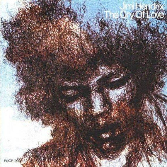 JIMI HENDRIX: THE CRY OF LOVE (CD)
