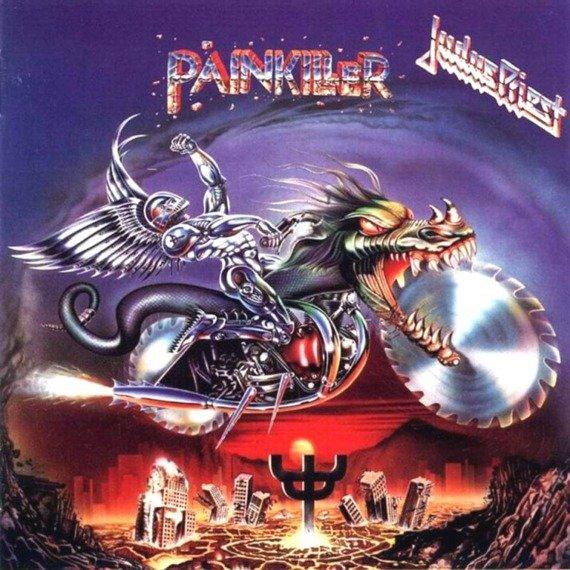 JUDAS PRIEST : PAINKILLER (CD)