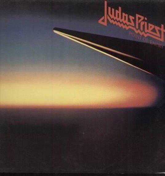JUDAS PRIEST : POINT OF ENTRY (CD)