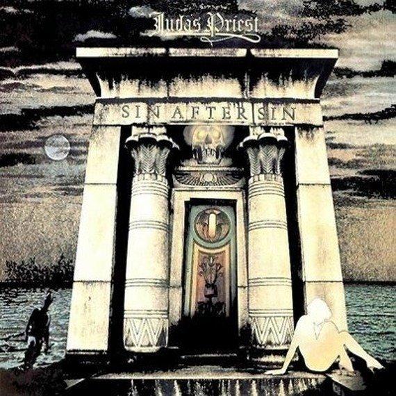 JUDAS PRIEST : SIN AFTER SIN (CD)