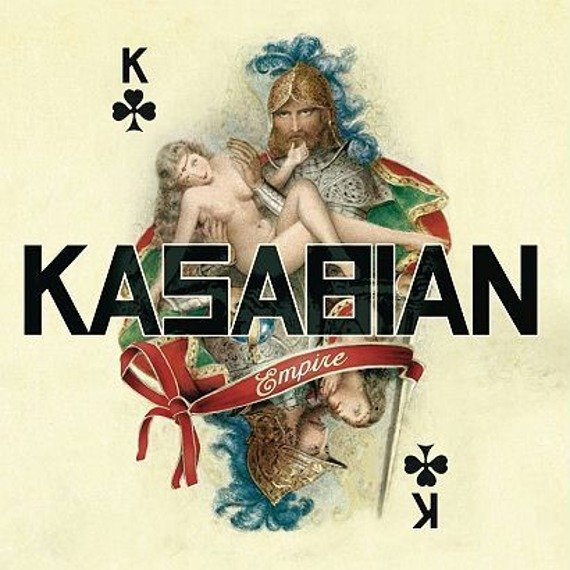 KASABIAN : EMPIRE (CD)