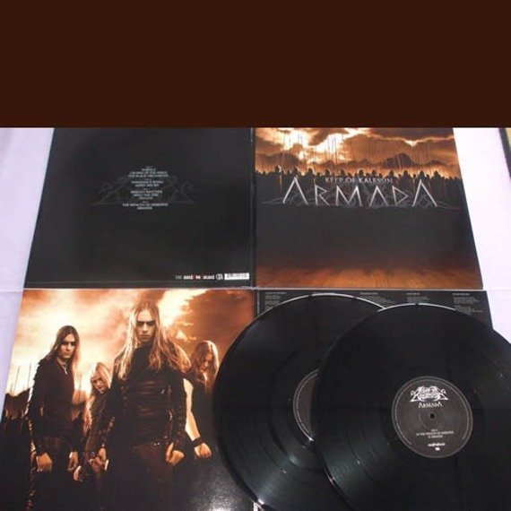 KEEP OF KALESSIN: ARMADA (LP VINYL)