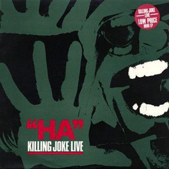 KILLING JOKE: HA (CD)