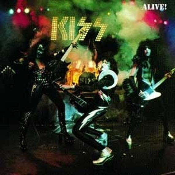 KISS: ALIVE ! (CD) REMASTER
