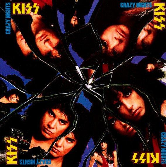 KISS: CRAZY NIGHTS (CD)