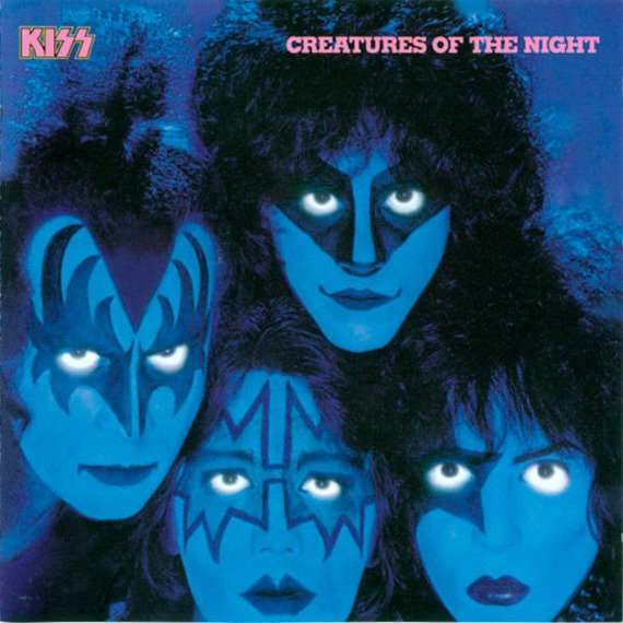 KISS: CREATURES OF THE NIGHT (CD)