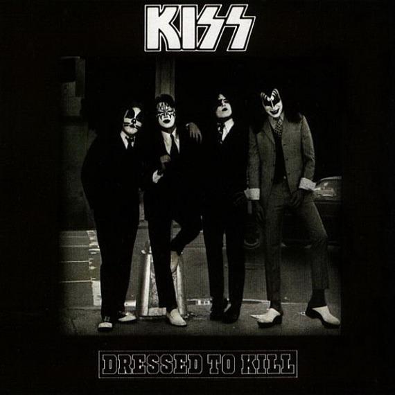 KISS: DRESSED TO KILL (WERSJA ZREMASTEROWANA) (CD)