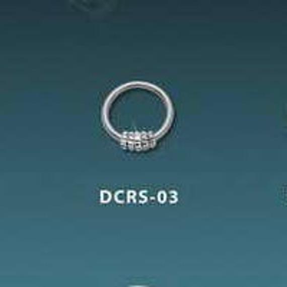 KOLCZYK DO SUTKA PIESZCZOCHA CBR [DCRS-03]