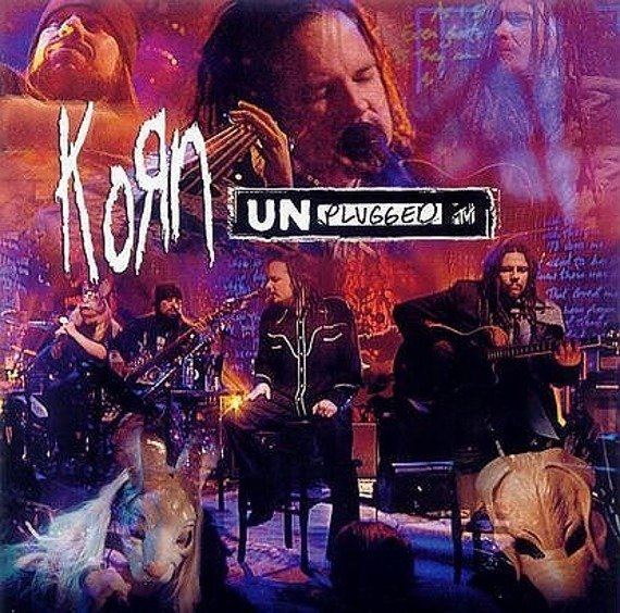 KORN: MTV UNPLUGGED (CD)