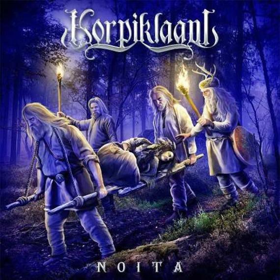 KORPIKLAANI: NOITA (CD) DIGIPACK