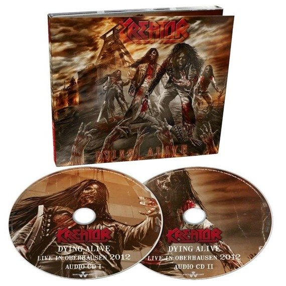 KREATOR: DYING ALIVE (2CD)