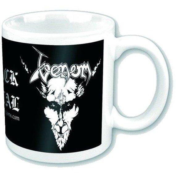 Kubek VENOM - BLACK METAL