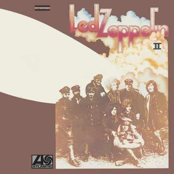 LED ZEPPELIN: II - REMASTERED (LP VINYL)