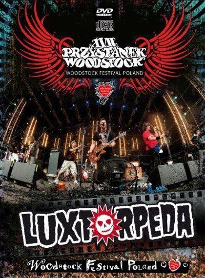 LUXTORPEDA: WOODSTOCK FESTIVAL POLAND 2011 (DVD+CD)