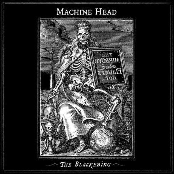 MACHINE HEAD: BLACKENING (LP VINYL)