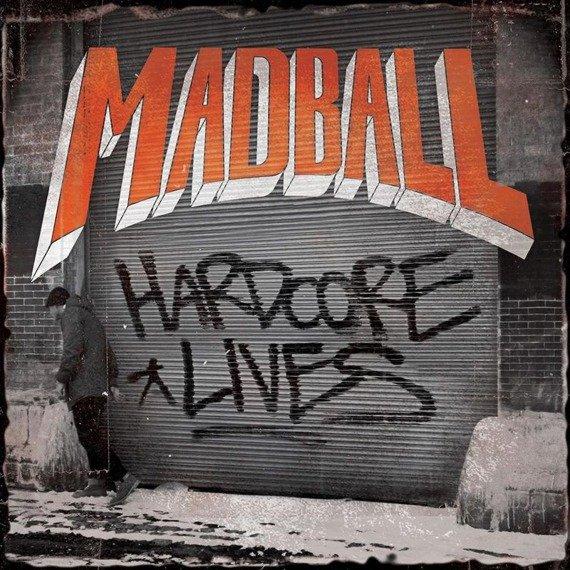 MADBALL: HARDCORE LIVES (LP VINYL)
