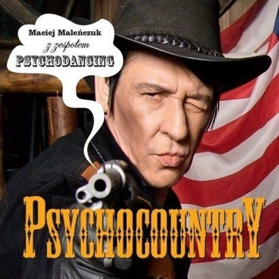 MALEŃCZUK: PSYCHOCOUNTRY (CD)