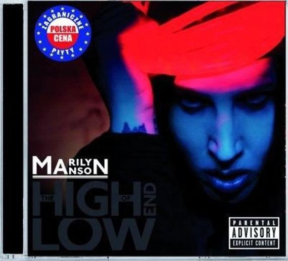 MARILYN MANSON: HIGH END OF LOW (POLSKA CENA!!) (CD)
