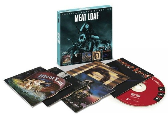 MEAT LOAF: ORIGINAL ALBUM CLASSICS (5CD)