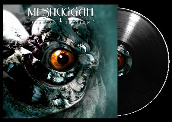 MESHUGGAH: I (LP VINYL) SPECIAL EDITION