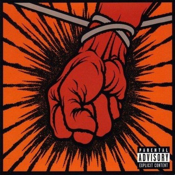 METALLICA: ST. ANGER (CD)