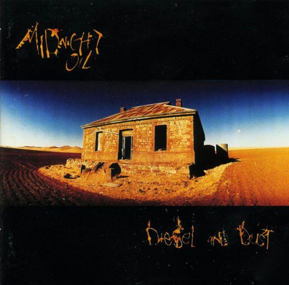MIDNIGHT OIL:  DIESEL AND DUST (CD)