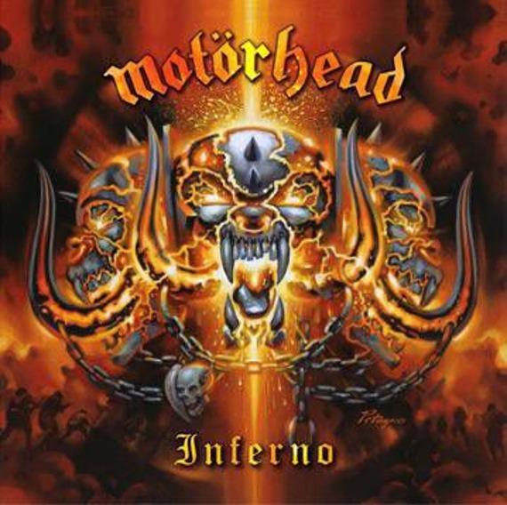 MOTORHEAD: INFERNO (CD)