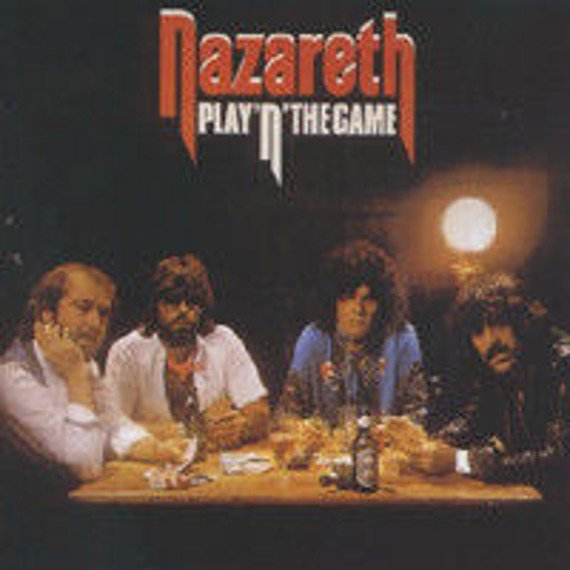 NAZARETH: PLAY 'N' THE GAME (LP VINYL)