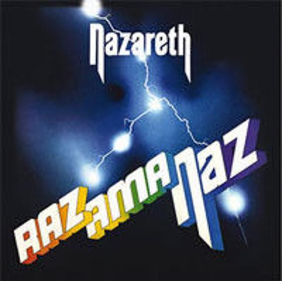 NAZARETH: RAZAMANAZ (LP VINYL)