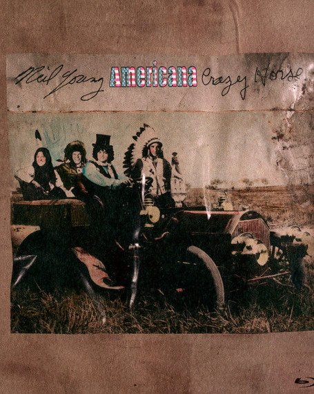 NEIL YOUNG WITH CRAZY HORSE: AMERICANA (BLU-RAY)