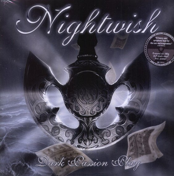 NIGHTWISH: DARK PASSION PLAY (2LP WINYL)