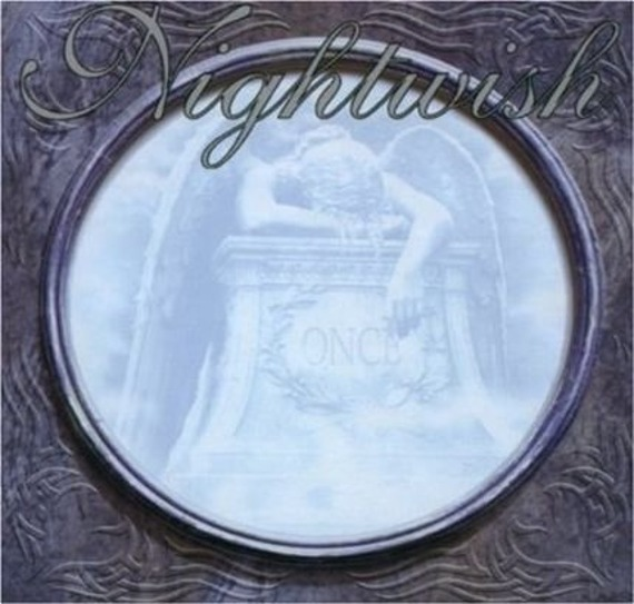 NIGHTWISH: ONCE (CD)