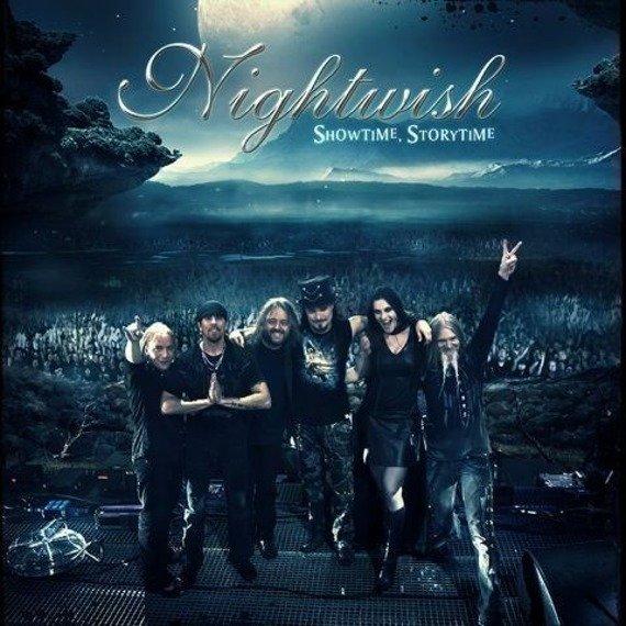 NIGHTWISH: SHOWTIME, STORYTIME (2CD)