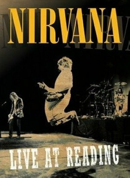 NIRVANA: LIVE AT READING DVD (POLSKA CENA!!) (DVD)