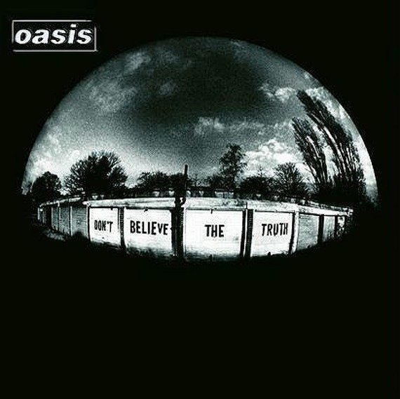 OASIS: DON'T BELIEVE THE TRUTH (CD)